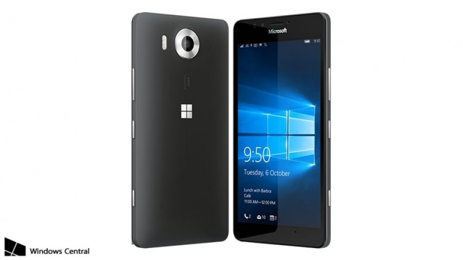 Microsoft leaks the Lumia 950 and Lumia 950XL ahead of launch