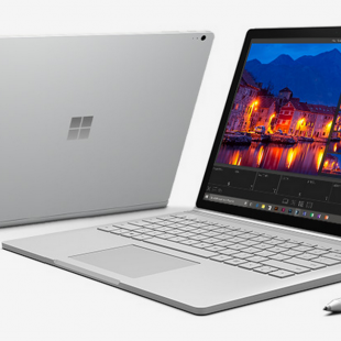 Microsoft announces the Surface Book notebook