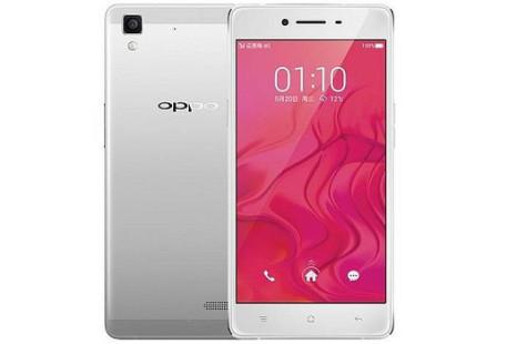 Oppo presents the R7s smartphone