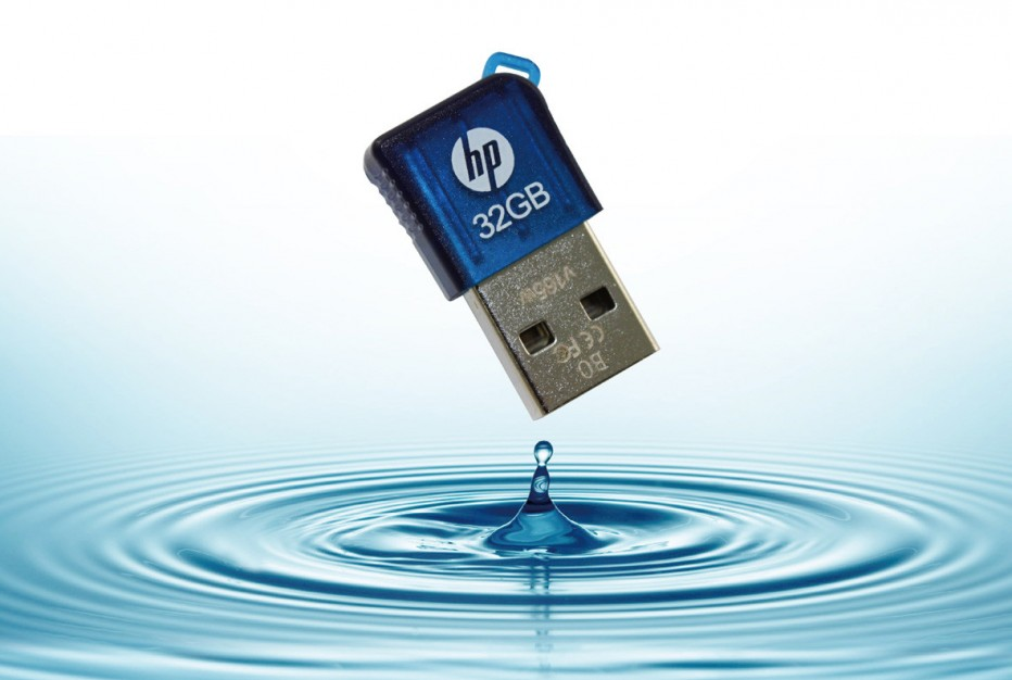 PNY launches the HP v165w USB flash drive