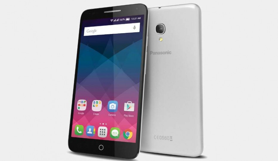 Panasonic announces two budget smartphones