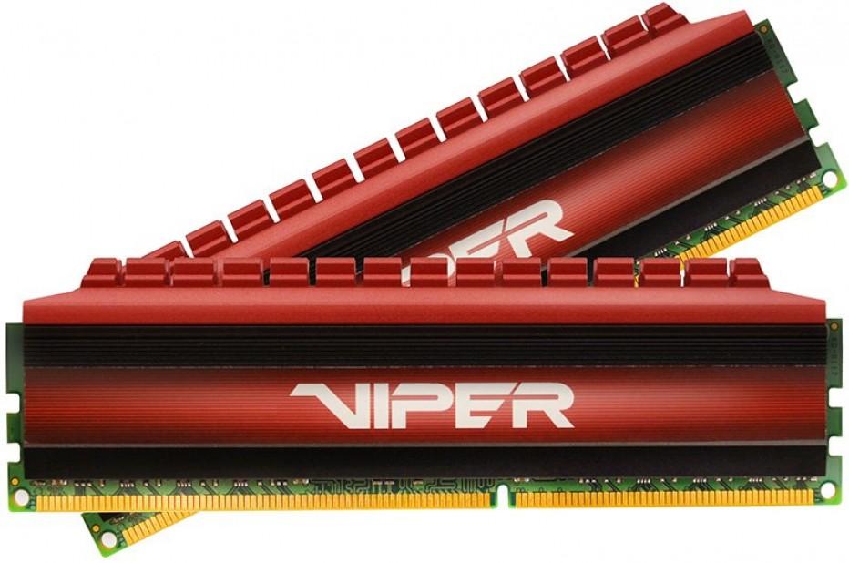 Patriot Memory debuts Viper 4 DDR4-3600 memory