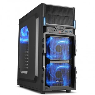 Sharkoon offers the VG5 PC chassis