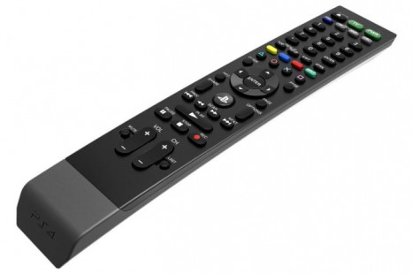 Sony presents universal remote for PlayStation 4