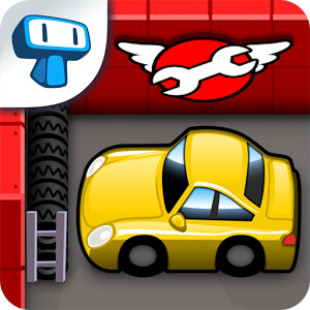 Tiny Auto Shop – Car Wash Game