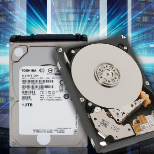 Toshiba launches new 10K hard drive
