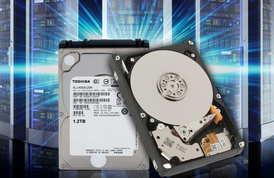 Toshiba launches new 10K hard drive