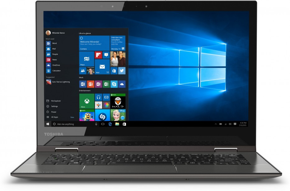 Toshiba launches the Satellite Radius 12 convertible notebook