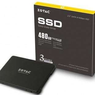 Zotac announces Premium Series solid-state drives