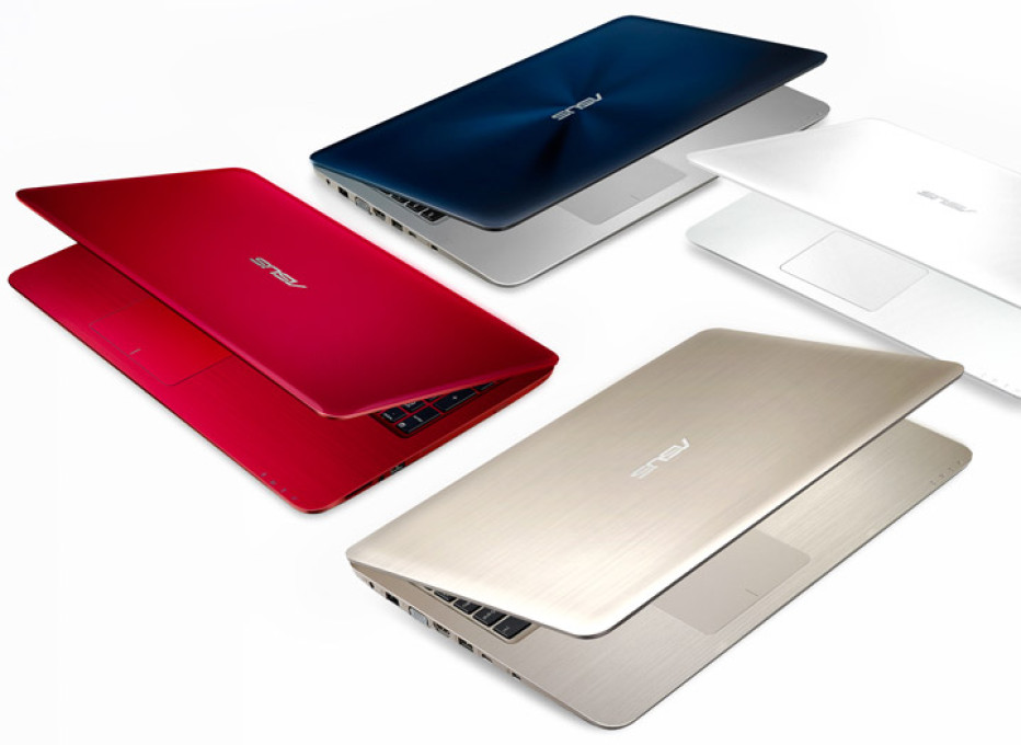 ASUS announces three more new notebooks