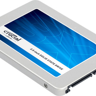 Crucial debuts the BX200 solid-state drive