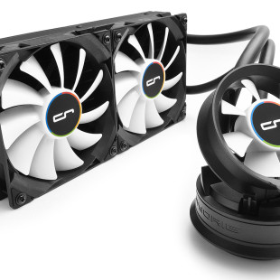 CRYORIG releases the A Series of liquid coolers