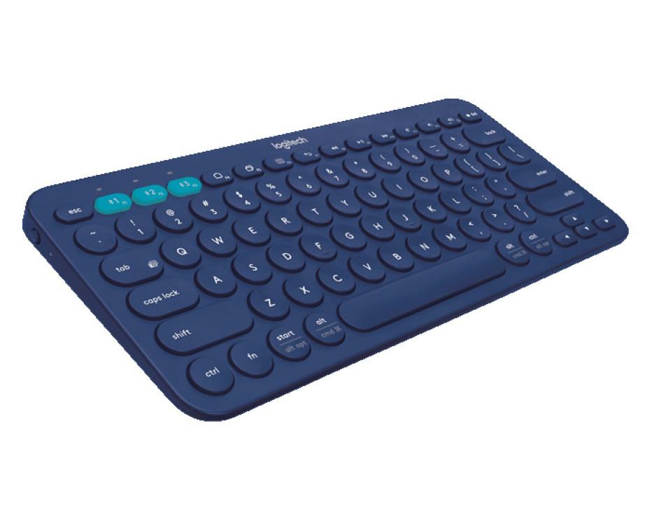 Logitech introduces the wireless K380 keyboard