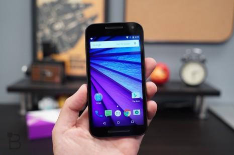Motorola announces one more smartphone