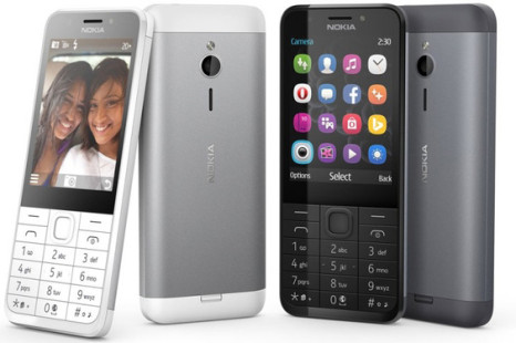 Microsoft presents two new budget cell phones
