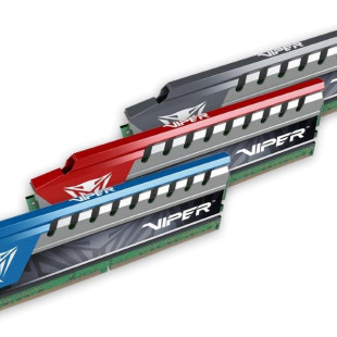 Patriot unveils Viper Elite DDR4 memory