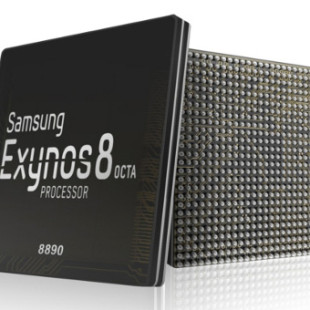 Samsung presents Exynos 8 8890 processor