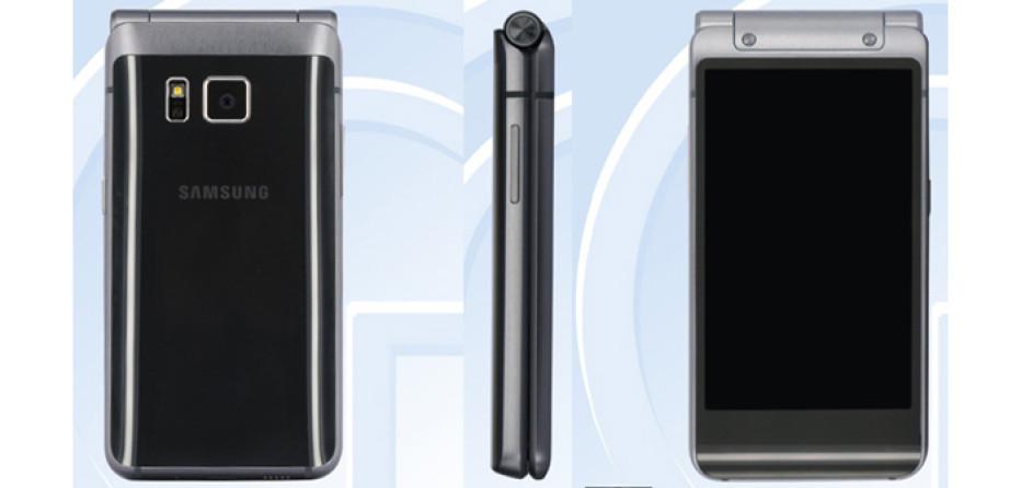 Samsung works on flagship flip smartphone