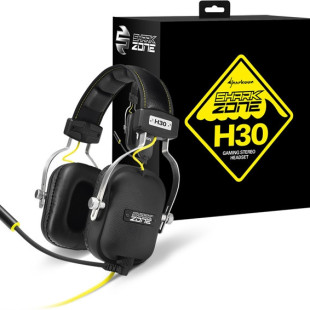 Sharkoon presents the SharkZone H30 headset