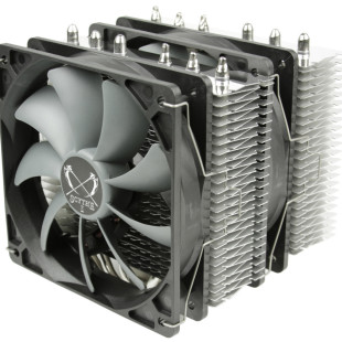 Scythe delivers Fuma CPU cooler