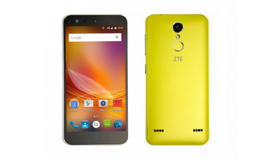 ZTE expands Blade smartphone line with three new models