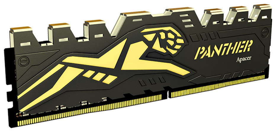 Apacer announces Panther DDR4 memory