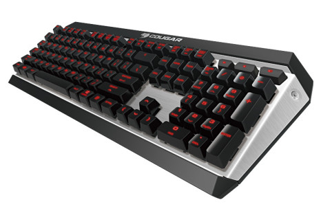 Cougar announces the Attack X3 gaming keyboard