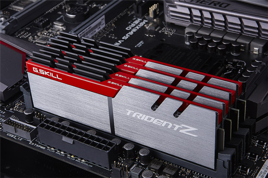 G.Skill presents 64 GB DDR4 Trident Z and Ripjaws V memory kits