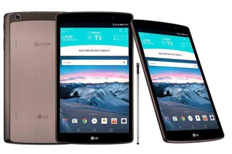 LG announces G Pad II 8.3 tablet
