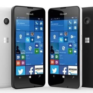 Microsoft releases Lumia 550 smartphone