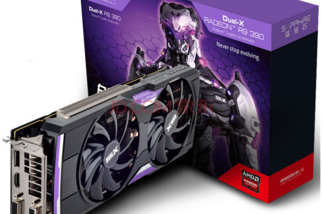 Sapphire launches Radeon R9 390 card with 4 GB VRAM