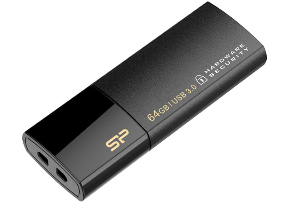 Silicon Power offers flash drive with data encryption