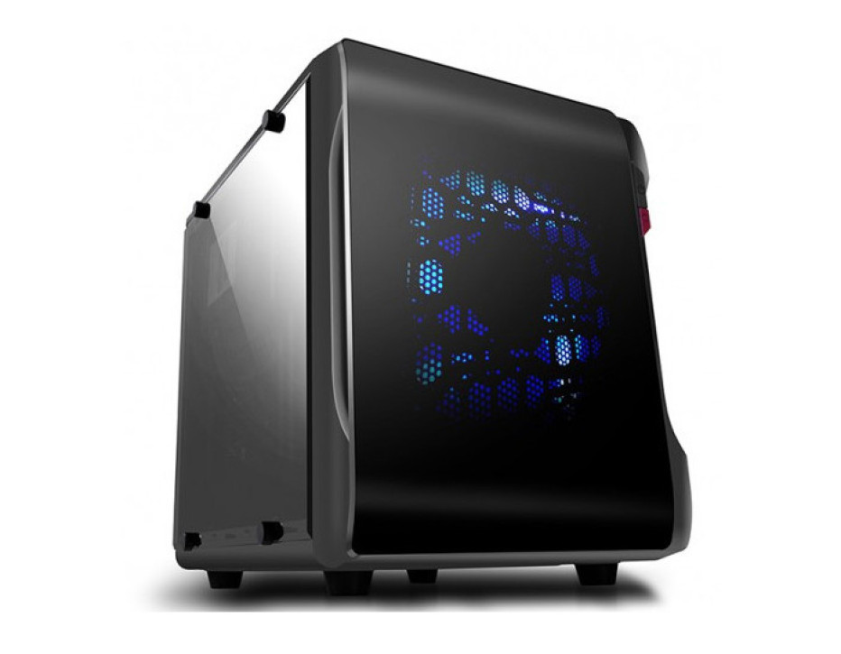 Spire debuts the PowerCube 715 micro-ATX PC chassis