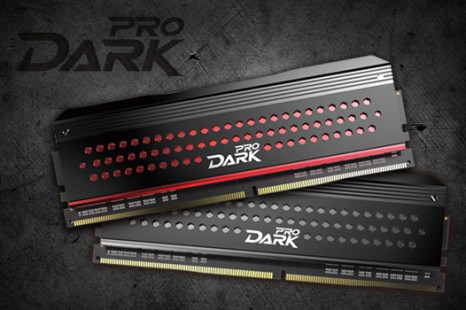 Team Group releases fast Dark Pro DDR4 memory
