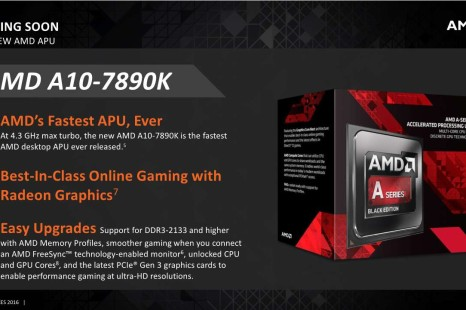 AMD presents new Godavari processor