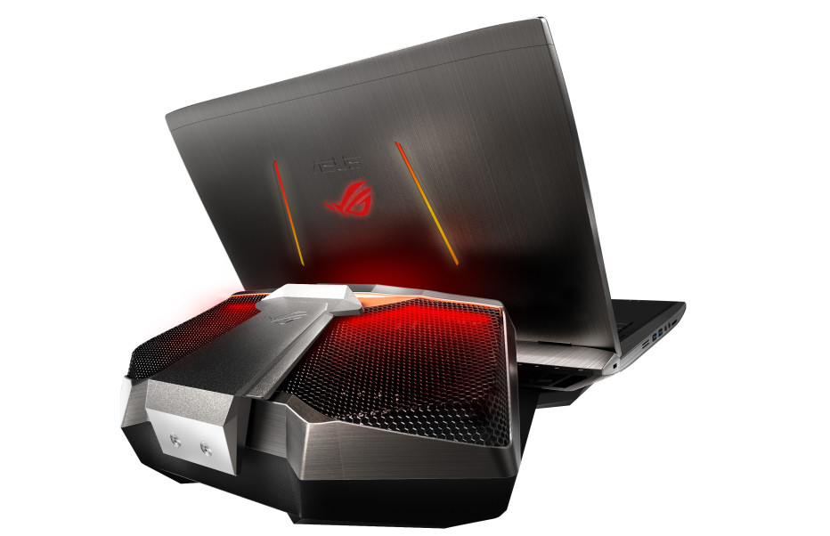 ASUS finally ships the ROG GX700 gaming notebook
