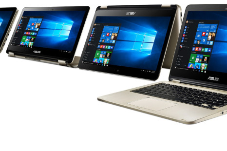 ASUS debuts two new convertible notebooks