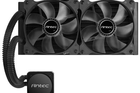 Antec unveils new liquid CPU coolers
