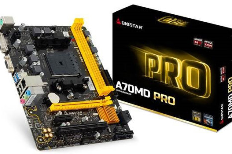 Biostar intros Pro Series FM2+ motherboards