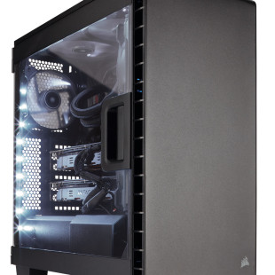Corsair announces Carbide 400Q and 400C PC cases