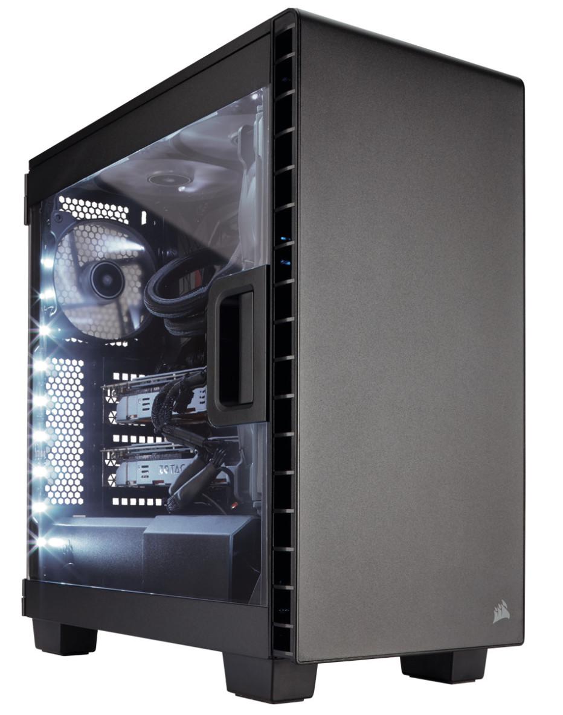 Corsair announces Carbide 400Q and 400C PC cases