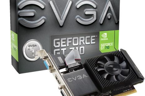 EVGA outs six GeForce GT 710 models