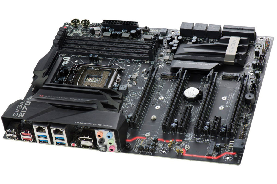 EVGA presents the Z170 Classified-K motherboard