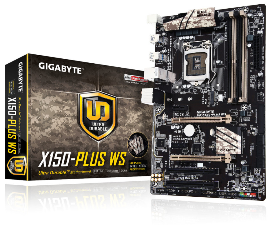 Gigabyte debuts three new LGA 1151 motherboards