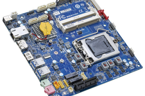 Gigabyte presents new mini-ITX board for LGA 1151