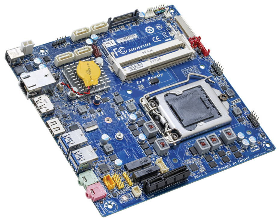 Gigabyte presents new mini-ITX board for LGA 1151