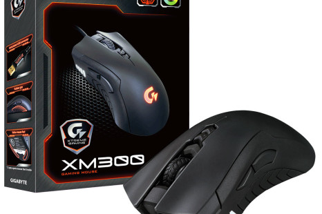 Gigabyte intros Xtreme Gaming XM300 mouse