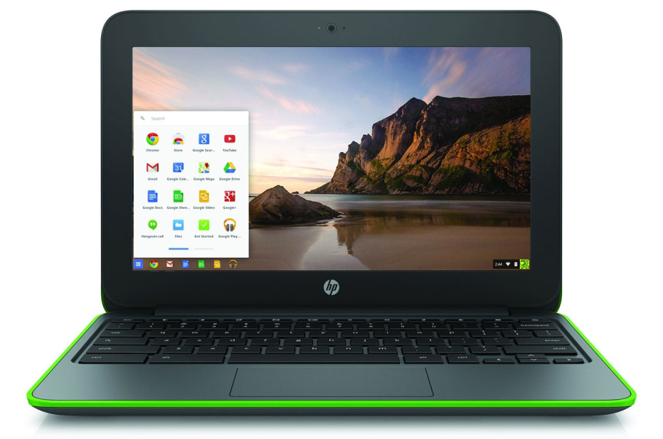 HP presents new Chromebook for educational purposes