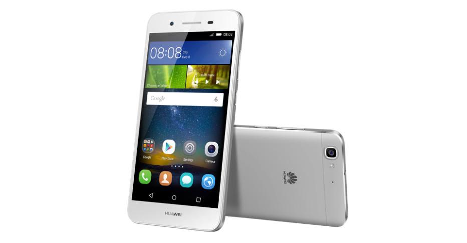 Huawei presents GR3 and GR5 smartphones