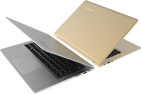 Lenovo IdeaPad 710S is a premium compact notebook